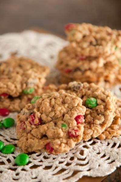 Monster Cookies Recipe - Paula Deen