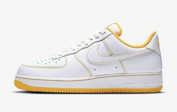 Latest Nike Air Force 1 Low White Laser Orange is Available Now