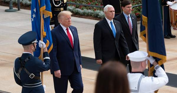 EXCLUSIVE: White House Memo Details How 'Pence Card' Can Save Trump's Presidency On Dec 23 - National File