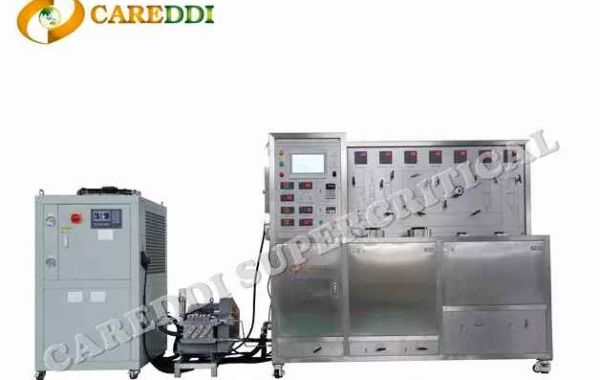 The particular research report on Supercritical CARBON DIOXIDE Extractor market