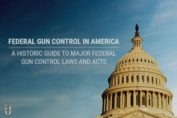 Federal Gun Control in America: A Historic Guide to Major Federal Gun Control Laws and Acts » Sons of Liberty Media