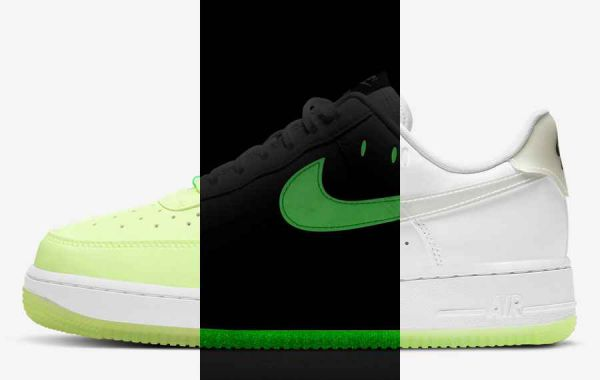 "2021 Latest Nike Air Force 1 ""Have A Nike Day"" CT3228-100 Release Information"