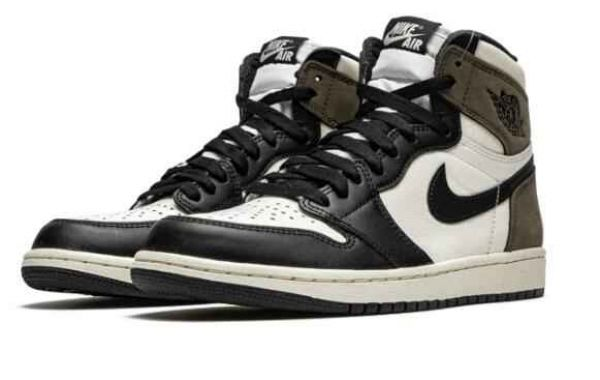 Never Miss One Pair Air Jordan 1 High dark mocha in January