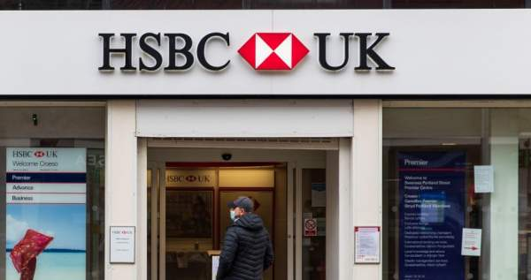 HSBC Says Customers Who Don't Wear Face Masks Could Have Their Accounts Terminated