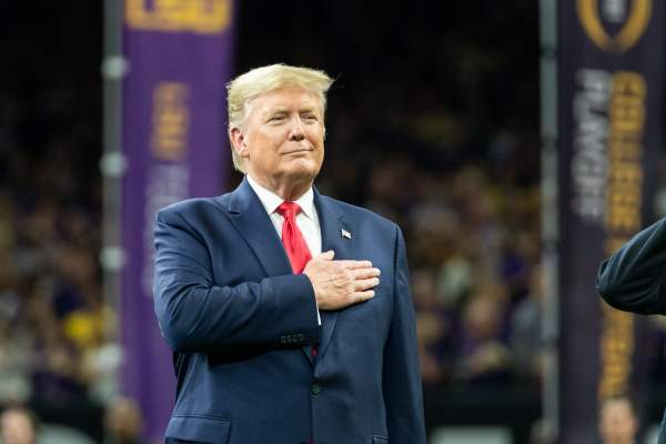 President Trump Honored as the Greatest Pro-Life President of Our Lifetime - AmericaFirst.win