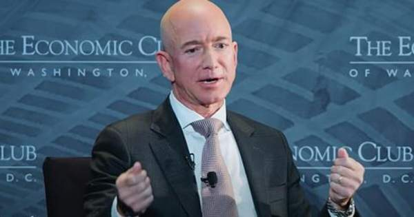 You can't make this stuff up! Bezos & Amazon fight mail-in union voting, only in-person is 'valid and fair'
