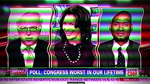 The Media's Incitement Campaign Against Congress is What Really Radicalized Americans.