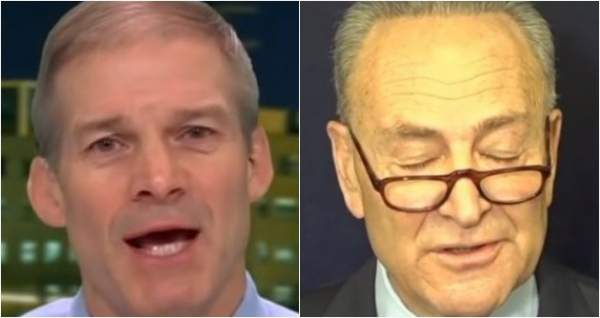 Jim Jordan Just BODYSLAMMED Cryin' Chuck And Drug Him Across The Floor After Announcing THIS... Watch This Video!