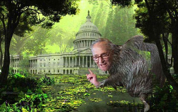 Buddy Walker's Swamp Creature Of The Week: Pedantus rodenti