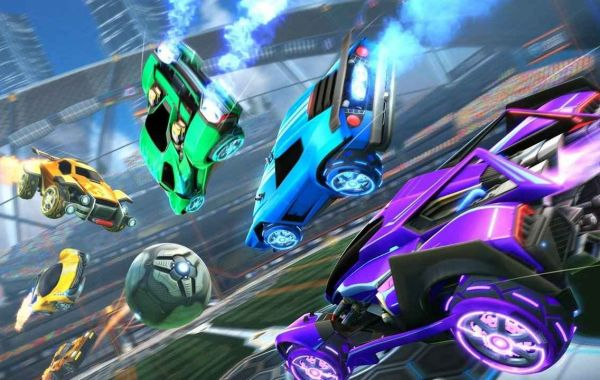 That is exactly what came about with Rocket League