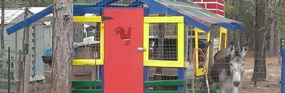 Rojo's No Harm Farm Cover Image