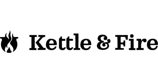 Kettle & Fire - Premium & 100% Grass-Fed Bone Broth