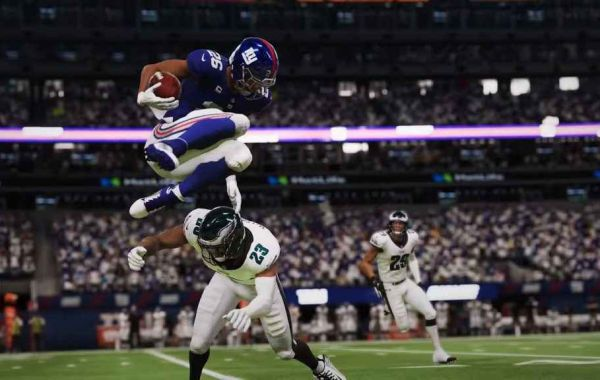 Madden 21 Player Ratings Update