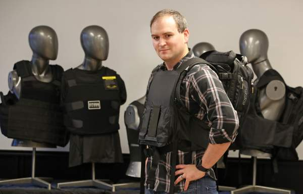 Democratic Lawmaker Proposes Bill to Ban Ballistic Vests for New Yorkers