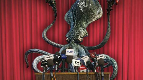 Kraken Holds Press Conference To Distance Itself From Trump Campaign | The Babylon Bee