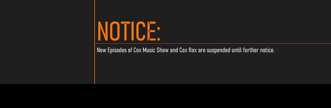 Cox Music Podcasting Cover Image