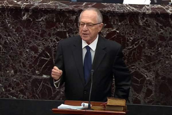 Dershowitz: Impeaching Trump After Presidency Is 'Plainly Unconstitutional,' Senate Shouldn't Accept