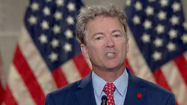 Rand Paul: If Mitch McConnell Impeaches Trump, One Third Of Republicans Will Leave The Party