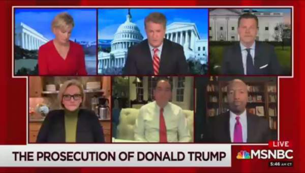 MSNBC: How Do We 'Deprogram' Millions of Racist, Violent Trump Supporters? | Newsbusters
