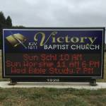 Victory Baptist Church Profile Picture