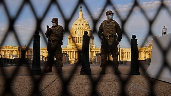 Situation Update, Jan 17th, 2021 – Dems build walls around Trump and DC to keep the people out while America begs Trump for ACTION – NaturalNews.com