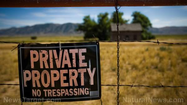 Government cameras hidden on private property? Welcome to open fields – NaturalNews.com