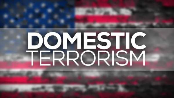 """DC Becomes A Police State As Tyrants Label These Americans As """"Domestic Terrorists"""" - Setting Brushfires"""