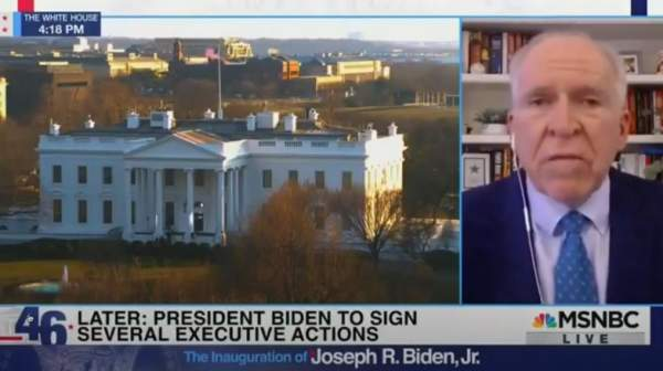 """John Brennan Gives the Plan Away: Biden Officials Moving in """"Laser Light Fashion"""" to Identify and """"Root Out"""" Political Opposition from Population (VIDEO)"""