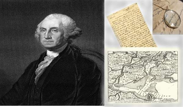 George Washington and The Culper Spy Ring – Piedmont Trails