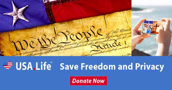 USA.Life Fights Back Against Facebook and Twitter Blocking President Trump