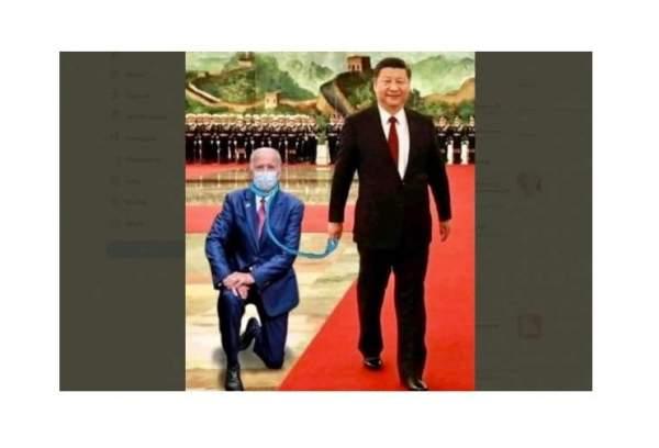 "INSANE: Joe Biden Signs Executive Order Banning the Term ""China Virus"""
