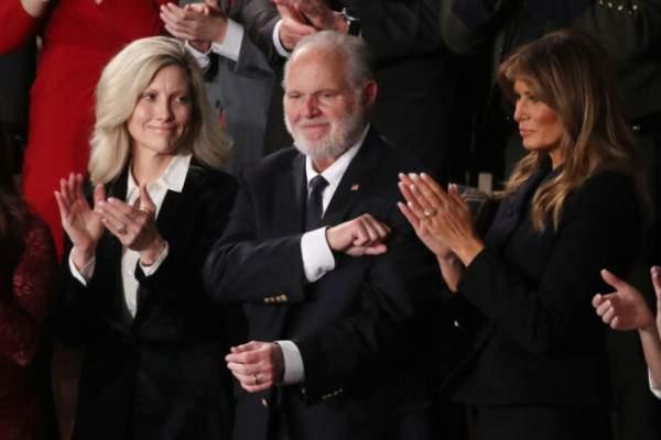 Rush Limbaugh Slams Inauguration As Illegitimate