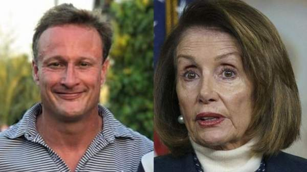 Man Arrested After He Allegedly Discussed 'Putting A Bullet' In Pelosi Via Text