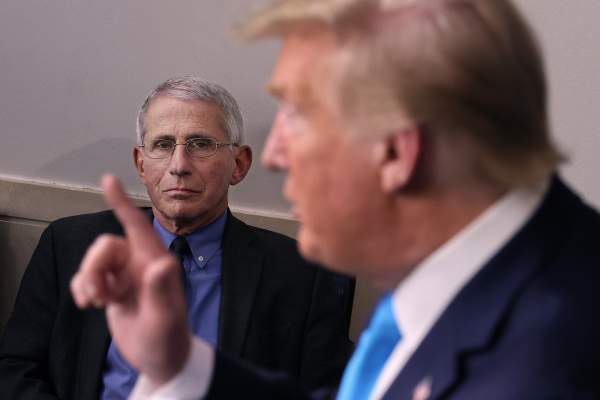 Dr. Fauci Backed Controversial Wuhan Lab with U.S. Dollars for Risky Coronavirus Research