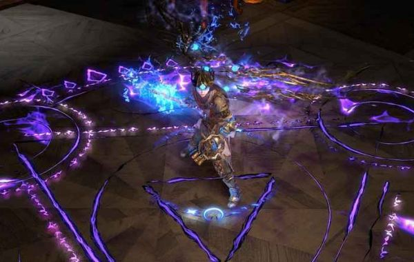 "The latest update of ""Path of Exile"" hits a new high"