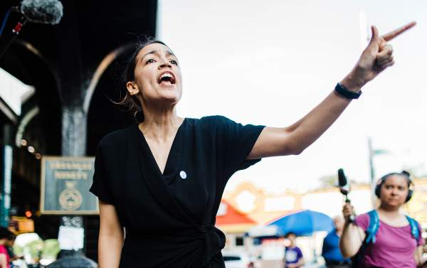 """AOC wants the federal government to fund a program to """"de-radicalize"""" white supremacists, and I'm sure that won't be abused in any way. – NaturalNews.com"""
