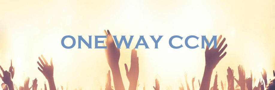 One Way CCM Cover Image