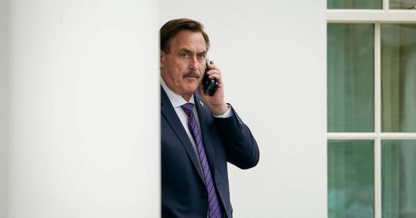 Mike Lindell Tweets Locked After CEO Posts Alleged 'Voter Fraud Evidence'