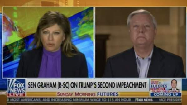 Liar Lindsey Graham Called Out For Failing To Hold Deep State Accountable, Subpoena Hunter Biden