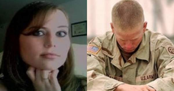 Wife Finds Disabled Vet In Tears, Then She Sees SHOCKING Thing Neighbor Did To Him