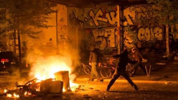 """Immer mehr linksextreme Gewalttaten –  Petition fordert ebenfalls 1 Milliarde für """"Kampf gegen Links"""" › Jouwatch"""