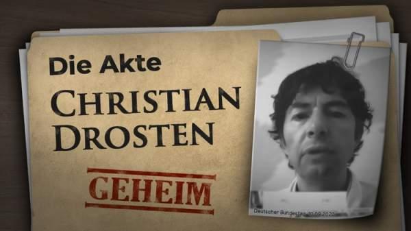 Die (geheimgehaltene) Akte Christian Drosten | #Coronavirus | Kla.TV