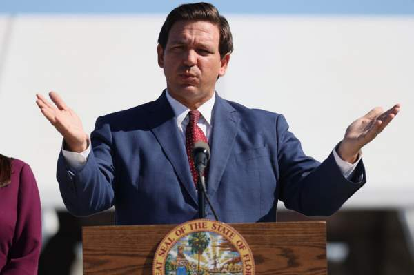 DeSantis vows Florida will be ready if protests engulf state Capitol