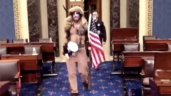Shocking Level of Capitol Insurrection Shown in Viral New Video!