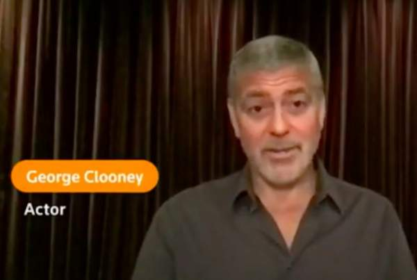 If George Clooney Was President He'd Ban Guns – Def-Con News