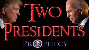 God In A Nutshell Project - Trey Smith - Prophecy of the Two Presidents   Kim Clement   Facebook