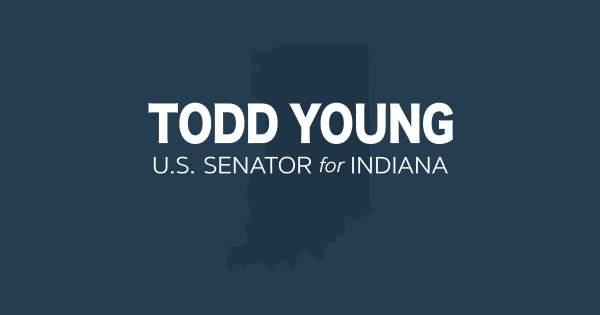 Email Todd   Contact   U.S. Senator Todd Young of Indiana