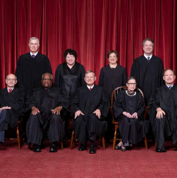 JUSTICE THOMAS SPEAKS FOR 70M AMERICANS ON THE ELECTION | Intercessors for America