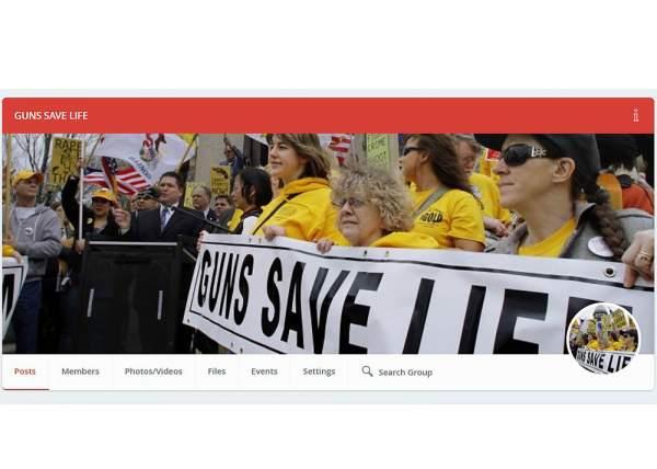 GunsSaveLife.com Dumps FaceBook, Joins MeMe.com.  2A.email Agrees
