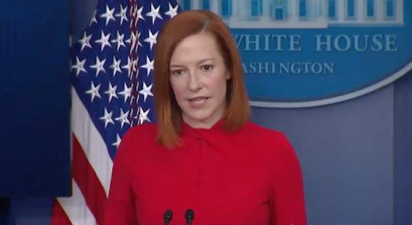 Psaki Says Coal and Natural Gas - NOT Frozen Wind Turbines Caused Power Grid Failure in Texas Cold Snap (VIDEO)